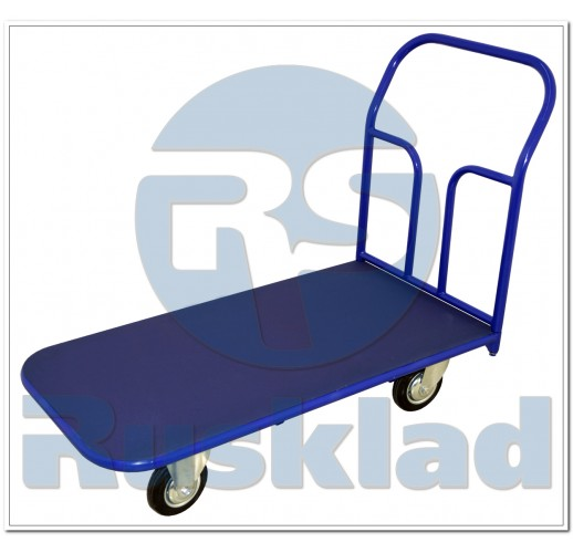 Платформенная тележка ТПРН 10 RUSKLAD (без колес)