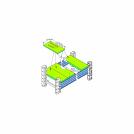 Элементы стеллажей SGR (0)