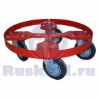 Тележка для бочек Б 1 RUSKLAD (без колес)