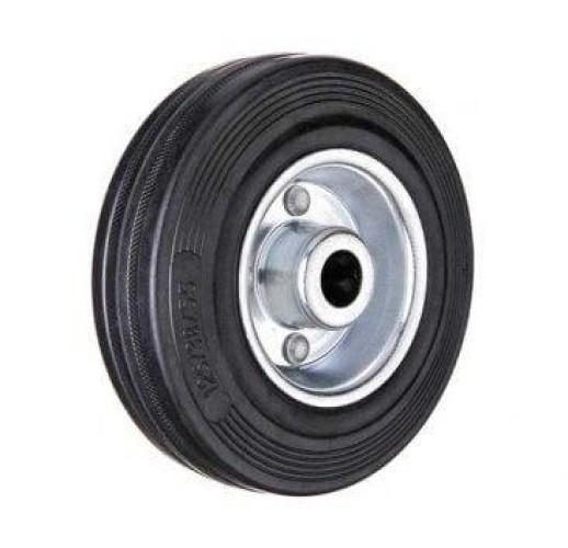 C 80 колесо 200 мм литой пенополиуретан стальной диск RUSKLAD