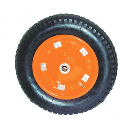 PR 2401-1 - 350 мм Колесо без кронштейнов, пневматическое RUSKLAD