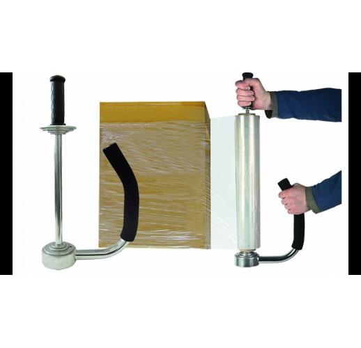 Диспенсер для стрейч (стретч) пленки металлический