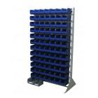 Односторонния напольная стойка с ящиками 1150х2000 Стелла В1-00-12-00