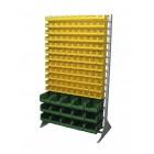 Односторонния напольная стойка с ящиками 1150х2000 Стелла В1-12-00-03