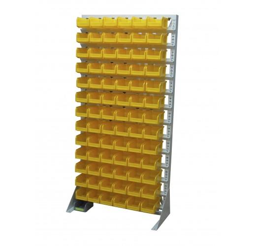 Односторонния напольная стойка с ящиками 735х1500 Стелла A1-13-00-00