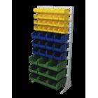Односторонния напольная стойка с ящиками 735х1500 Стелла А1-04-03-03