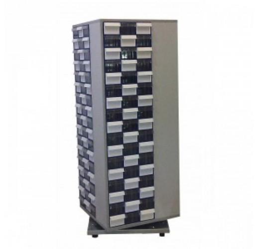 Шкаф поворотный С2-204 для хранения ящиков С2
