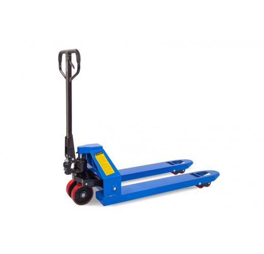 Тележка гидравлическая TOR RHP 5000 колеса полиуретановые