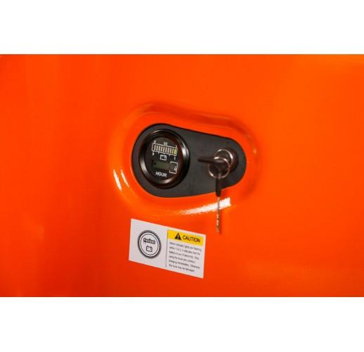 Штабелер электрический самоходный TOR CDDR15Z-II 1.5TX5.0M