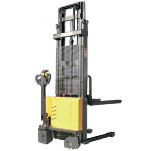 Штабелер электрический самоходный TOR 1т 1,6м PWS10S-1600