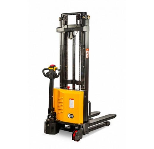 Штабелер электрический самоходный TOR 1т 3,3м PWS10S-3300