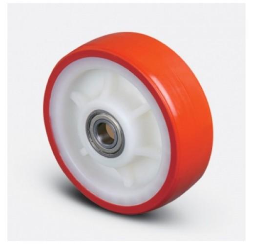 Колесо большегрузное полиуретановое без кронштейна ZBP 100