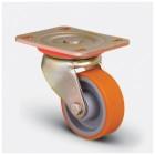 Колесо большегрузное полиуретановое поворотное ED01 VBP 80