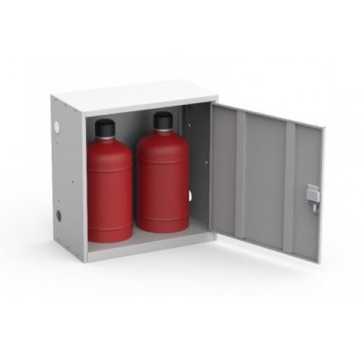 Шкаф для газовых баллонов на 27 л ШГР 27-2