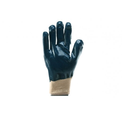 Перчатки нитриловые «Манжет полный облив» (упаковка 40 шт)