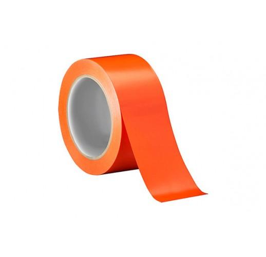 Клейкая лента (скотч) оранжевая 48мм*40м*45мкм  (Упаковка 36 шт.)