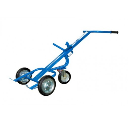 Бочкокат. Тележка для транспортировки металлических бочек КБ-350 К