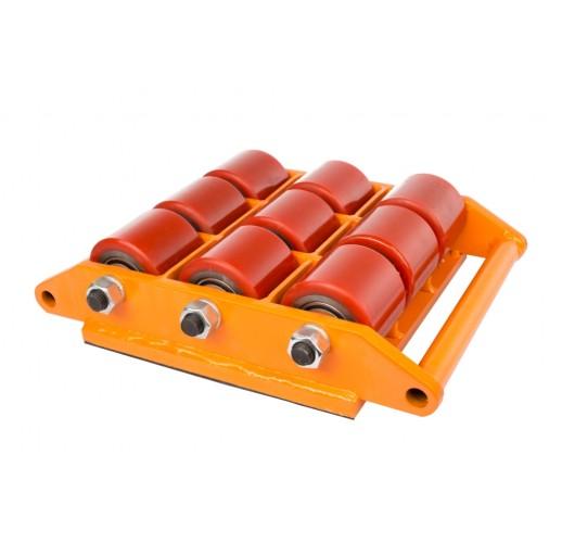 Роликовая платформа подкатная TOR CRО-6 г/п 8тн