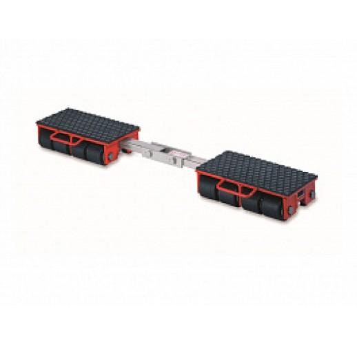 Роликовая платформа подкатная TOR Y16 г/п 16тн