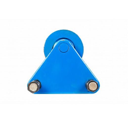 Тележка к тали электрической TOR CD1 5.0 t (треугольная, холостая)