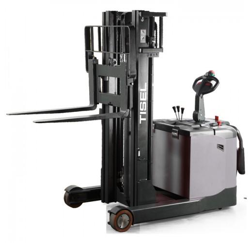 Штабелер электрический самоходный TISEL PRS13 SX160