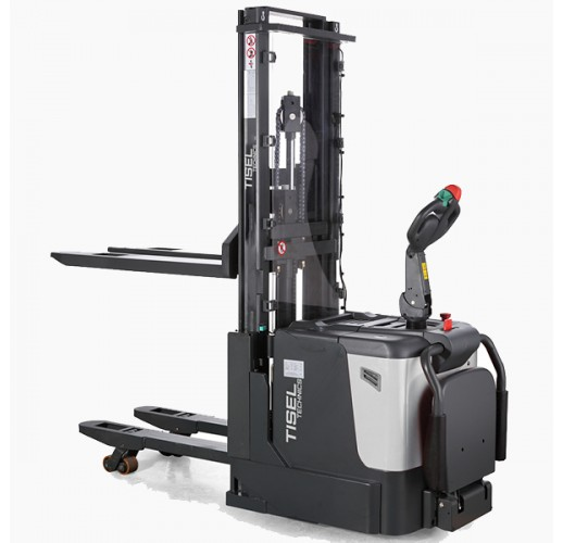Штабелер электрический самоходный TISEL PRS15 DX300