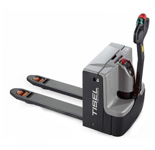 Тележка электрическая TISEL ETL12 LI-ION