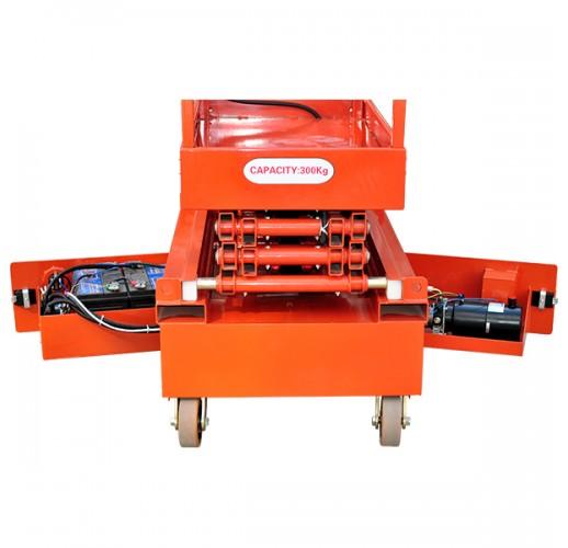 Самоходный подъемник ножничного типа GROST SPX T3-3900