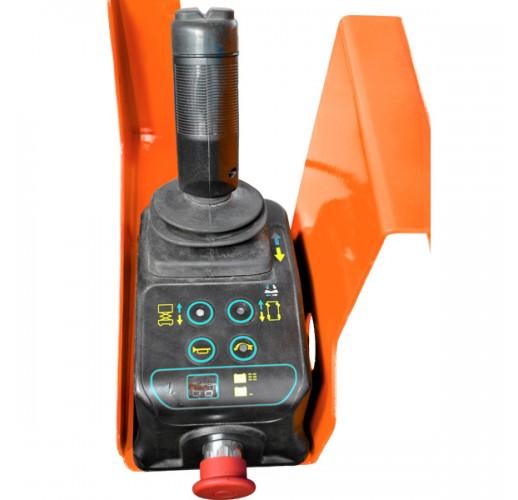 Самоходный подъемник ножничного типа GROST SPX F3-12000