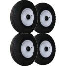 Комплекты колес для большегрузных тележек (4)
