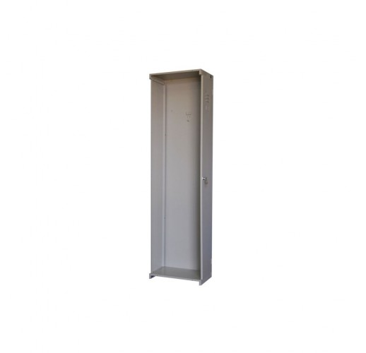 Металлический шкаф для одежды ШРС-11дс-300 дополнительная секция