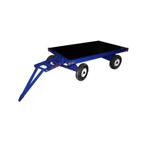 Большегрузная тележка (телега) БТ 2 Н RUSKLAD (без колес)