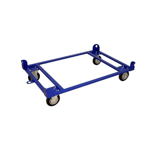 Тележка для транспортировки поддонов ТПЕ RUSKLAD (без колес)