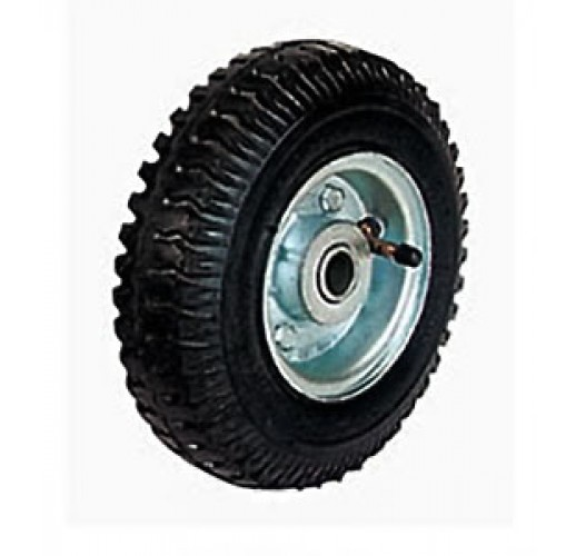 PR 1400 колесо 200 мм пневматическое стальной диск ось 16 мм