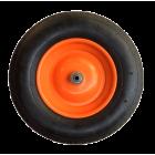 PR 3018 ВИНКО колесо 350 мм пневматическое  ступица 100 мм ось 12 мм