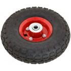 PR 1804 колесо 250 мм пневматическое стальной диск ось 16 мм