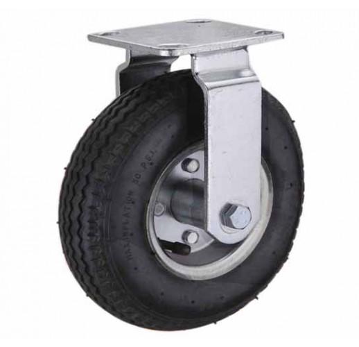 PRF 63 колесо 210 мм неповоротное пневматическое (опора неповоротная)