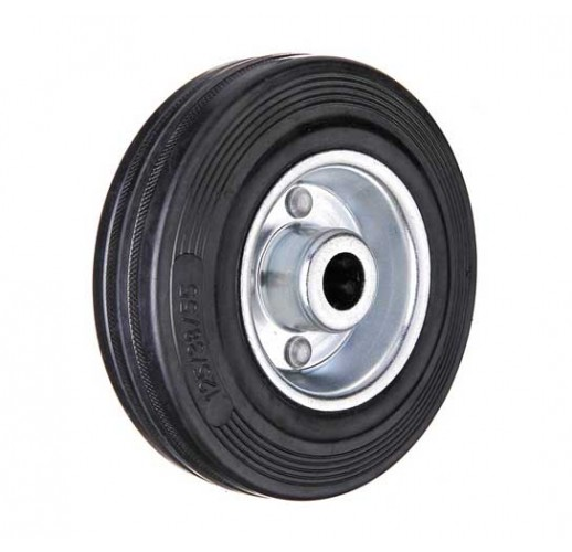 Промышленное колесо без кронштейна 100 мм С 46